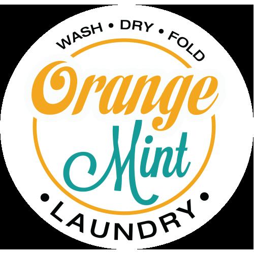 Orange Mint Laundry